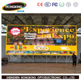 Gabinete de ferro P5 Outdoor LED Display Display Display