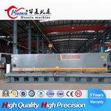 QC12y 4*3200 NC 판금 절단기, 스테인리스 또는 탄소 강철 깎는 기계