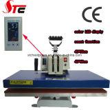 セリウムの証明書の振動ヘッド熱伝達機械デジタル熱の出版物機械StcSD02を揺する離れたヘッドTシャツの印字機40*50cm Corea様式