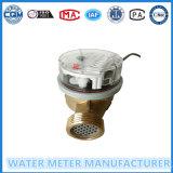 Einzelnes Düsentrockner-Wählimpuls-Ausgabe-Wasser-Messinstrument in 10L/Pulse
