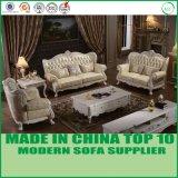 ヨーロッパの家具の贅沢な部門別の木のソファーセット