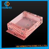 Empaquetado cosmético plástico del rectángulo de los cosméticos del diseño