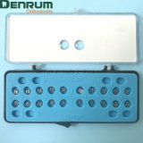 Denrumの歯科矯正学の網ベースブラケット