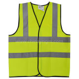 100% Polyester Refletive Safety Vest for Working