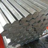 De koudgetrokken Hexagonale Staaf van het Staal
