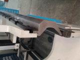 Máquina plegable hidráulica de la placa de acero Wc67y-100X6000