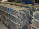 T6 Plaat de met hoge weerstand van het Blad van Aluminium 6061 6082