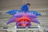 Balão De Flor Inflável De Teto Grande Clorful, Flor De Suspensão Inflável C2009