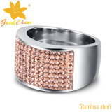 Excr002W 316L Stainles Steel Stackable Rings