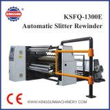 De Machine van Rewinder van de Snijmachine van de Plastic Film van de hoge snelheid