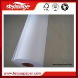 50インチ45GSMは非カールする織物印刷(製造)のための昇華ペーパー速い乾燥した