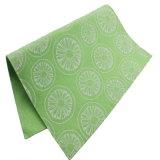 Пробитая иглой Nonwoven ткань ткани ткани чистки ткани, вискозы и полиэфира