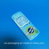 Het Transparante Plastic Dienblad van Custommized voor de Producten van de Hoofdtelefoon van de Telefoon