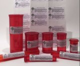 Autoadesivo d'avvertimento del vinile del tabacco legale resistente del bambino