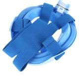 Blau scherzt Xs volles Gesichtsnorkel-Schablone mit nach Maß Gopro Kamera-Montierung Soem