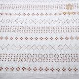 H10012方法綿の女性夏の服のレースファブリック