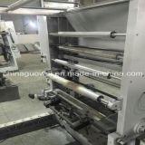 Machine d'impression de rotogravure de couleur de la vitesse moyenne 8 (type de Shaftless) dans 90m/Min