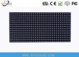 Afficheur LED polychrome fixe extérieur de l'installation P10