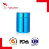 La Caldo-Vendita 900ml blu Morbido-Tocca le bottiglie di plastica opache