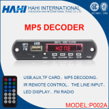 Pantalla LED digital MP5 Bluetooth Junta Decodificador para Radio FM / 002A