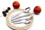 Комплект Dinnerware вычуры нержавеющей стали высокого качества