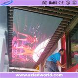 광고하는 실내 SMD 풀 컬러 조정 발광 다이오드 표시 스크린 패널판 공장 (P3, P4, P5, P6)