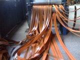 Конвейерные передачи Multi-Ply ткани хорошего качества плоские