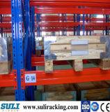Suli Hochleistungsspeicher-Racking mit Berufsentwurf