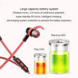 Colorer l'écouteur stéréo portatif de Neckband d'écouteur de sport de la qualité V4.0 Bluetooth de Hight
