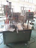 Tipo rotatorio automático relleno de Hongzhan Kis900 de la taza y máquina del lacre