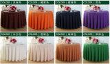 Preço barato com toalha de mesa de boa qualidade para mesa de jantar de mesa (M-X1190)