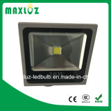 50W 100W 높은 루멘 고열 저항하는 LED 플러드 빛