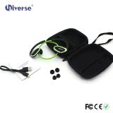 2016 наушник уменьшения шума наушников CVC Bluetooth нот водоустойчивого Neckband стерео 6.0 беспроволочный для идущих людей спорта
