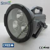 Luz recargable de la caza del poder más elevado 30W LED, proyector del LED