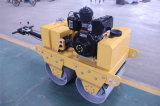 Rolo de vibração da estrada da mão do equipamento da construção de estradas
