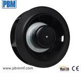 вентилятор Centrifugal Ec турбинки 190mm отсталый изогнутый пластичный