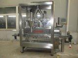 Máquina de rellenar conservada de alta velocidad automática del taladro del polvo de la proteína