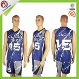 Baloncesto respirable al por mayor barato Jersey y uniformes del baloncesto