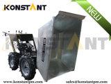 액체정역학 전송 소형 쓰레기꾼, 바퀴 로더