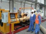 Plasma della costruzione 3D e tagliatrice in mare aperto della smussatura di profilo del tubo di gas