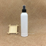 250 ml vazio branco Pet Plastic Trigger Spray Bottle
