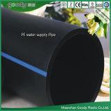 труба PE диаметра 800mm для системы водоснабжения
