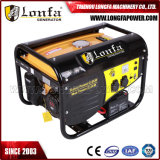le générateur d'essence de début manuel le plus neuf de 2.5kVA 2kw avec des roues