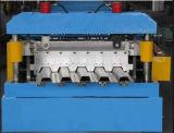 機械を形作る鋼鉄コイルの金属の床のDeckingロール