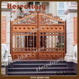 Indisches Großhandelshaus-Hauptaluminiumgatter-Entwurf