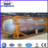 Контейнер бака с кислотой HCl жидкости ISO химически