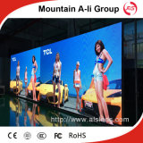 Miete LED-Innenbildschirm Gebirgsali-P4.81 farbenreicher