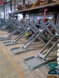 elevatore a forbice idraulico a quattro ruote ultrasottile di 3.5t Alignemnt con Ce