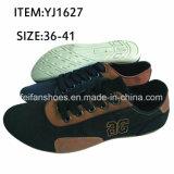 De Toevallige Schoenen van de Schoenen van het Canvas van de Injectie van de Mensen van de manier (FFYJ1223-07)