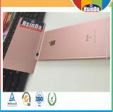Hsinda Similarcustomized는 iPhone 로즈 금 금속 색깔 분무 도장 분말 코팅을 모방한다